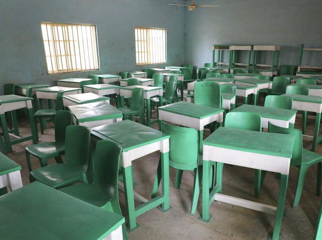 Ratusan Siswi yang Diculik dari Sekolah Nigeria Telah Dibebaskan