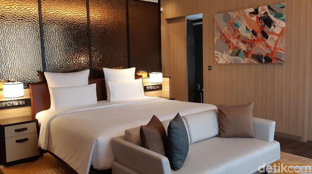 Deretan Foto Hotel Staycation Instagenik di Bandung