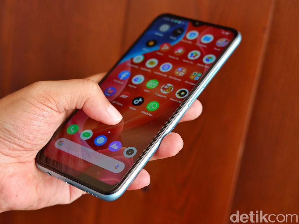 Realme Narzo 30A, Unggulkan Performa untuk Ponsel Harga Rp 1 Jutaan