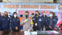 Polisi Tangkap 5 Tersangka Pemerkosa Siswi di Serdang Bedagai