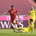 Bayern Munich Vs FC Koln: Die Roten Pesta Gol 5-1