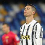 Ronaldo Cetak Gol, Juventus Gagal Menang di Kandang Verona