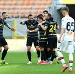 Inter Vs Genoa: Menang 3-0, Si Ular Makin Kukuh di Puncak