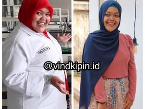 8 Tahun Diet, Wanita Ini Berhasil Turun BB 47 Kilogram