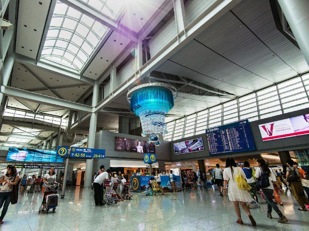 Bandara Incheon Diteror, Diduga Pelakunya ABG