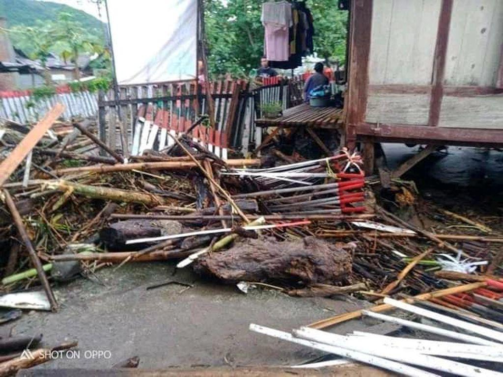 Banjir Bandang Dompu NTB, BPBD Tetapkan Tanggap Darurat 7 Hari