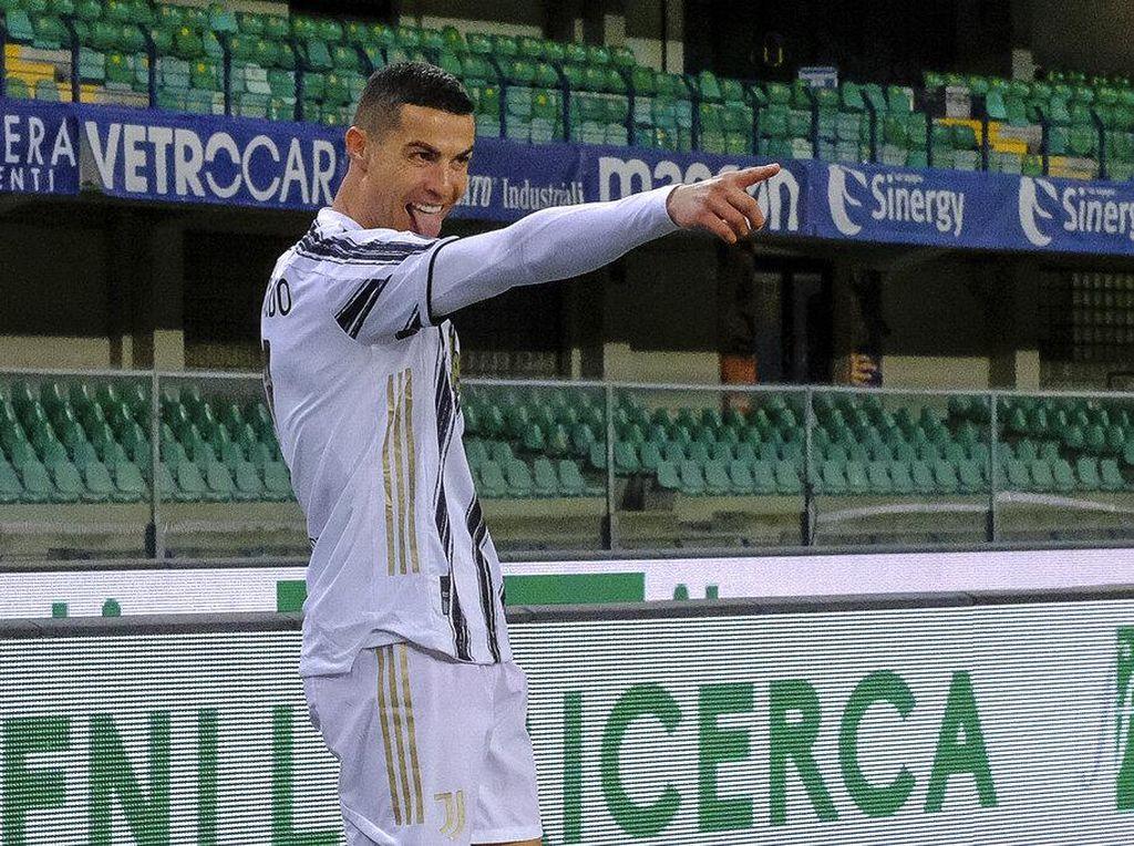 Satu Gol Lagi, Cristiano Ronaldo Punya Rekor Baru!