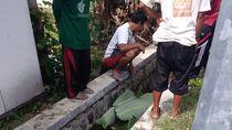 Ini Identitas Mayat Membusuk di Selokan Air yang Dikira Mampet karena Sampah