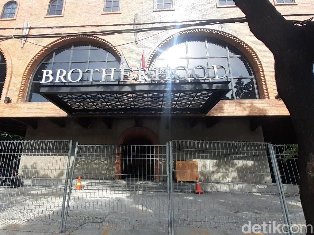 Kafe Brotherhood Ditutup Sementara, DKI Tunggu Polisi Soal Cabut Izin Usaha