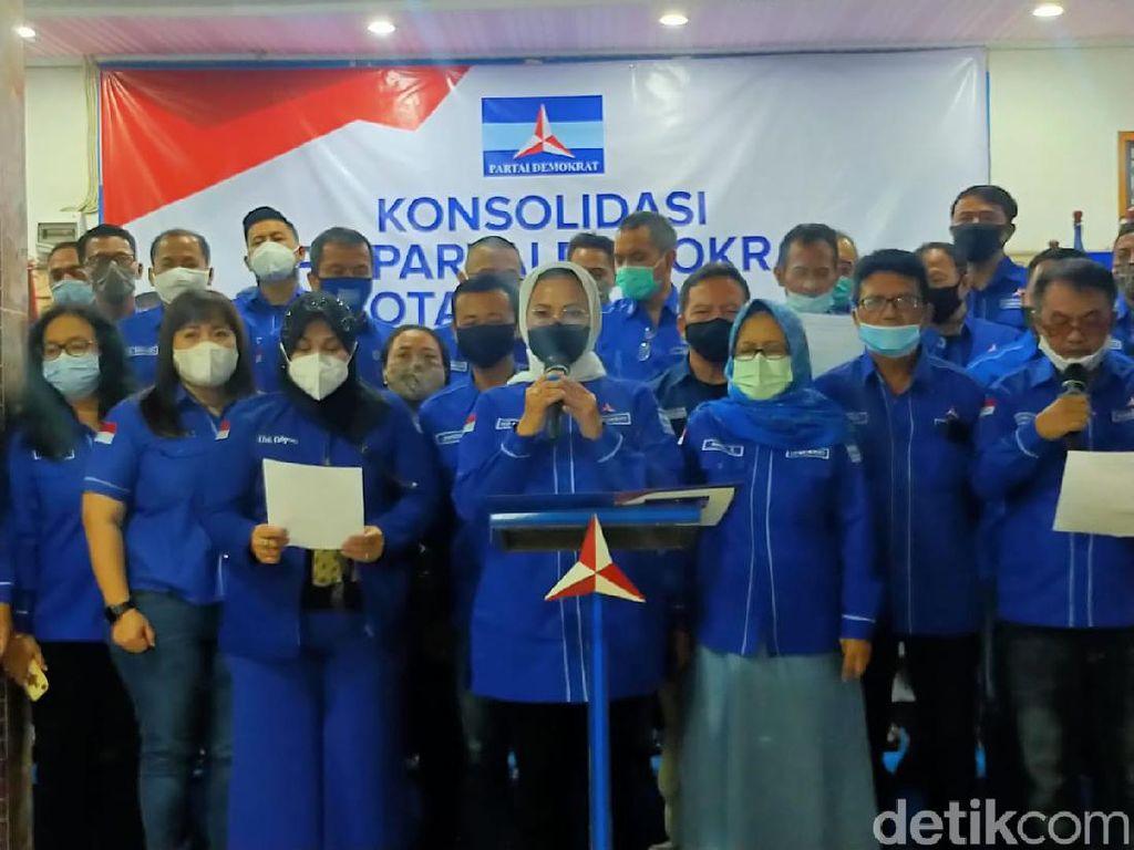 Tak Hadiri KLB, Demokrat Surabaya: Lebih Baik Beraktivitas yang Bermanfaat