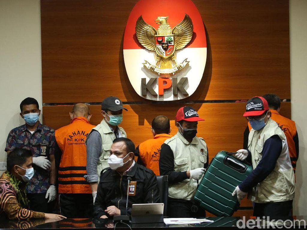 KPK Ungkap Nurdin Abdullah Sudah Kenal Lama dengan TersangkaPenyuap
