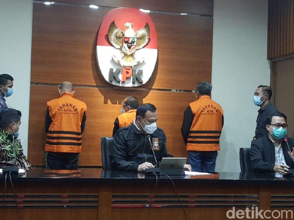 7 Pernyataan KPK Tetapkan Nurdin Abdullah Jadi Tersangka Suap