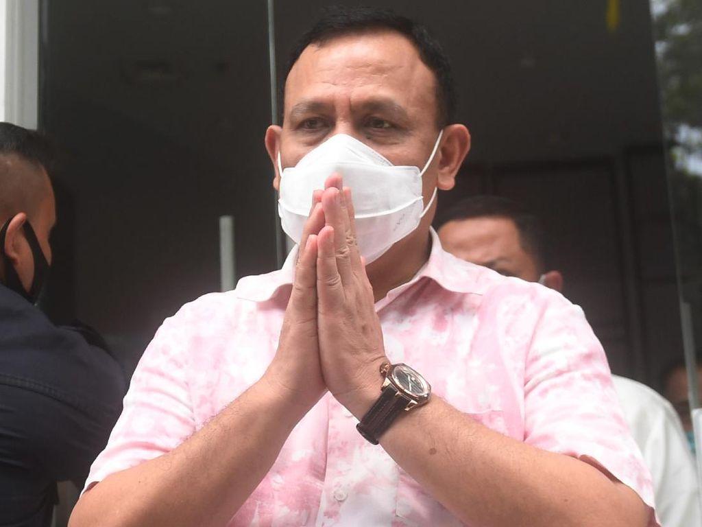 Duka Ketua KPK atas Kepergian Artidjo: Beliau Panutan Kami!