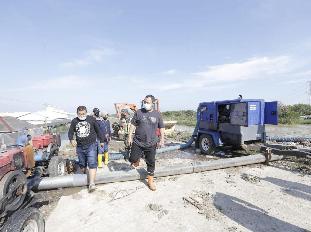 Wali Kota Hendi Tancap Gas Bereskan Masalah Banjir di KotaSemarang