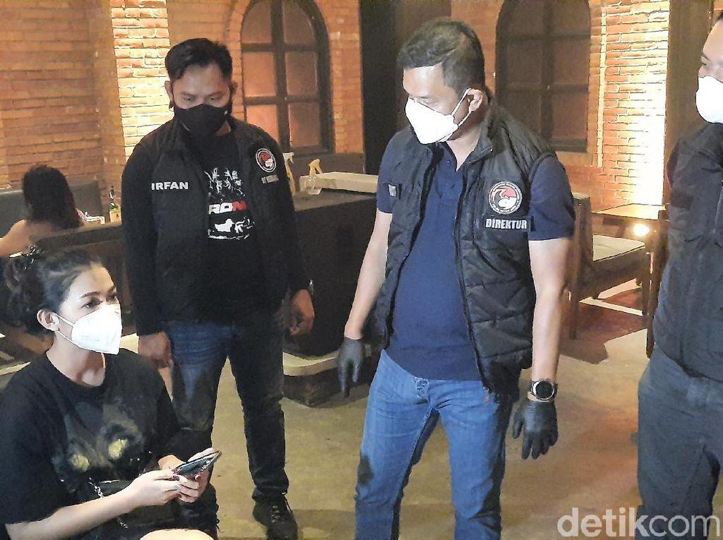 Polisi Pastikan Kafe Brotherhood Jaksel Akan Disegel karena Langgar Prokes