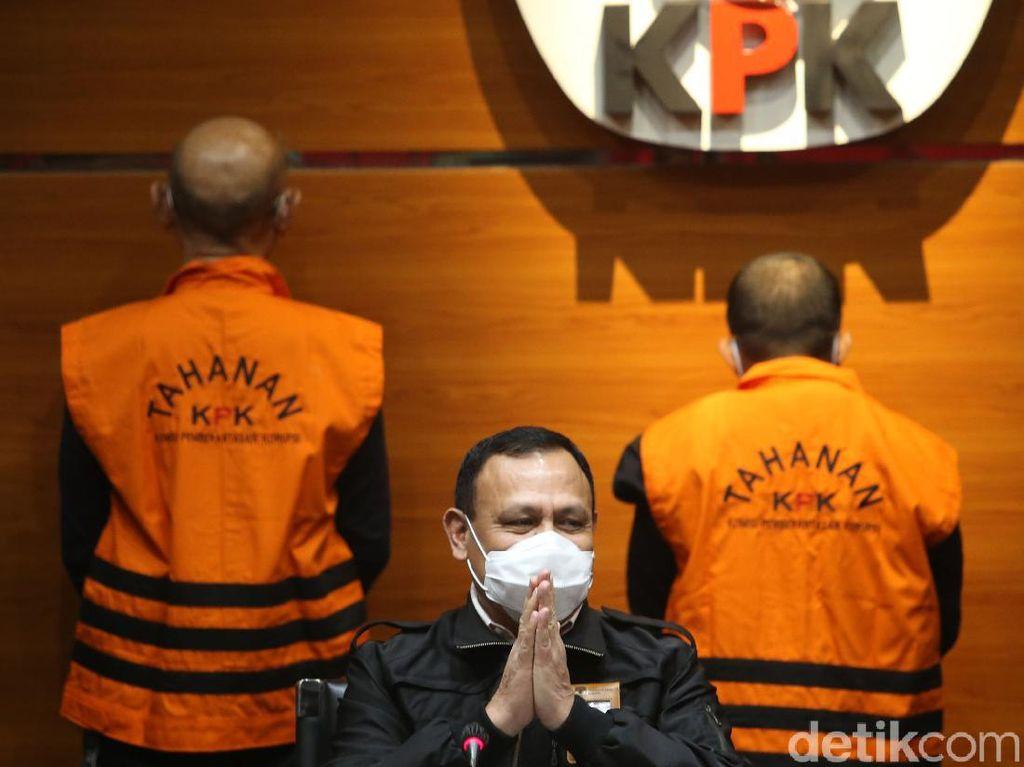 Jejak Keterlibatan Nurdin Abdullah di Kasus Dugaan Suap Dibongkar KPK
