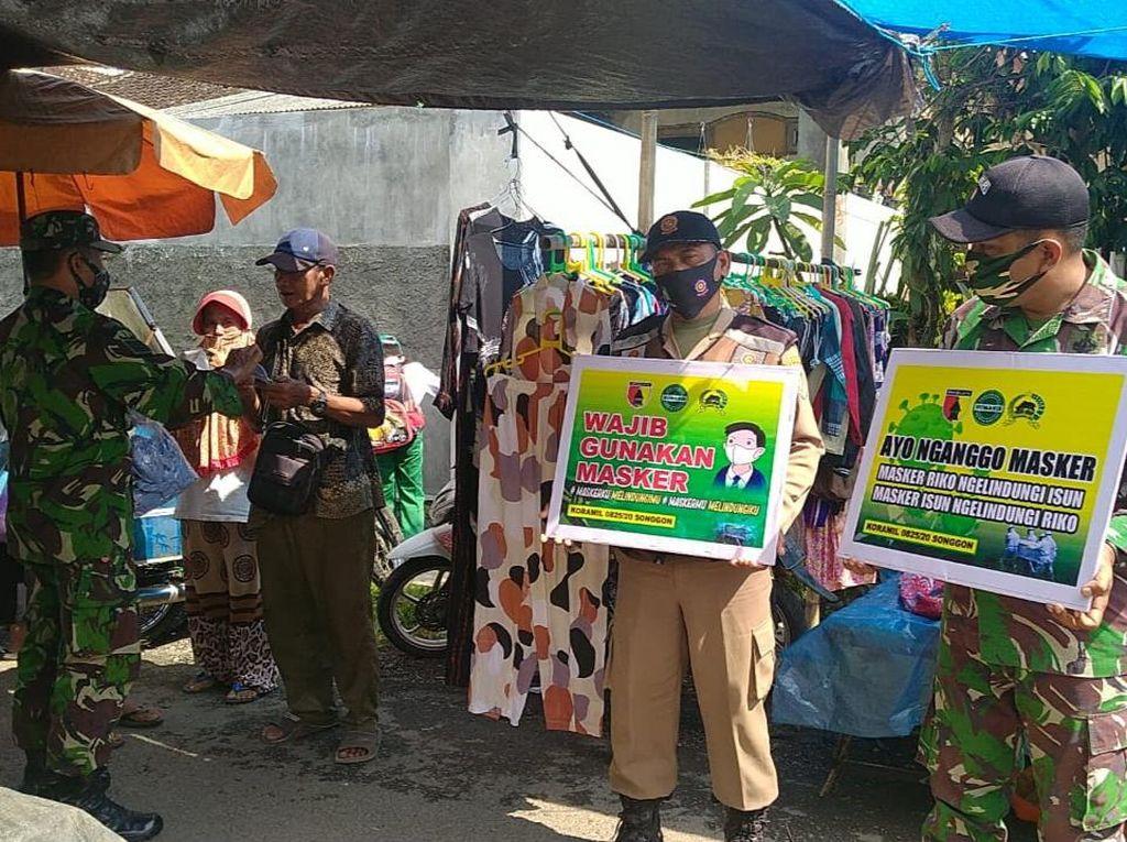 PPKM di Banyuwangi, Angka Penularan COVID-19 Turun 30 Persen
