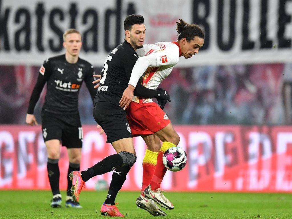 Gol-gol Leipzig Lawan Gladbach