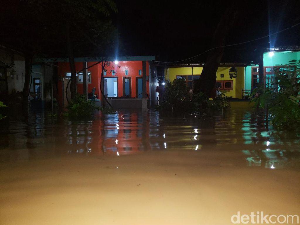 Banjir Kiriman Lereng Bromo Kembali Terjang Dua Desa, Ratusan Rumah Terendam