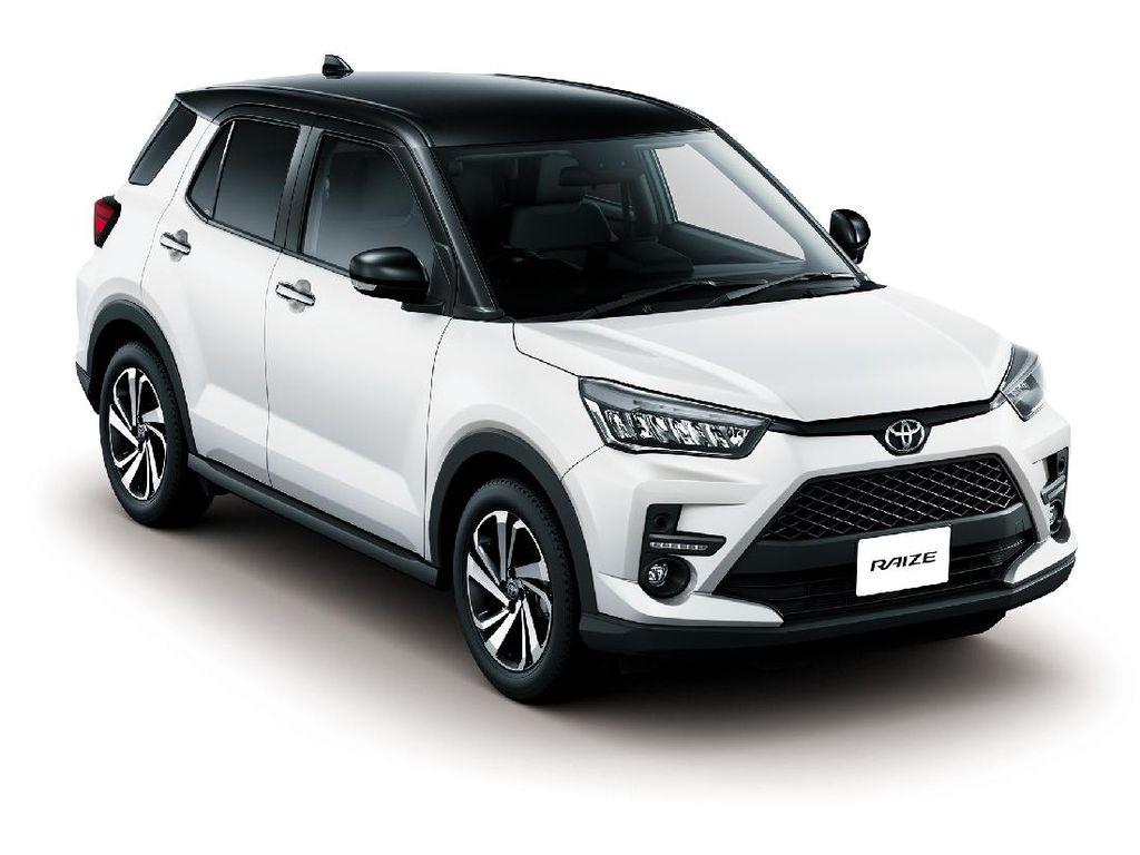 Kapan Raize Mulai Dijual di Indonesia? Begini Jawaban Toyota