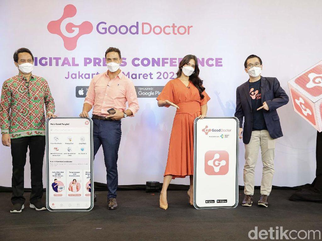 Good Doctor Luncurkan Aplikasi, Ini Bedanya dengan Telemedis Lain