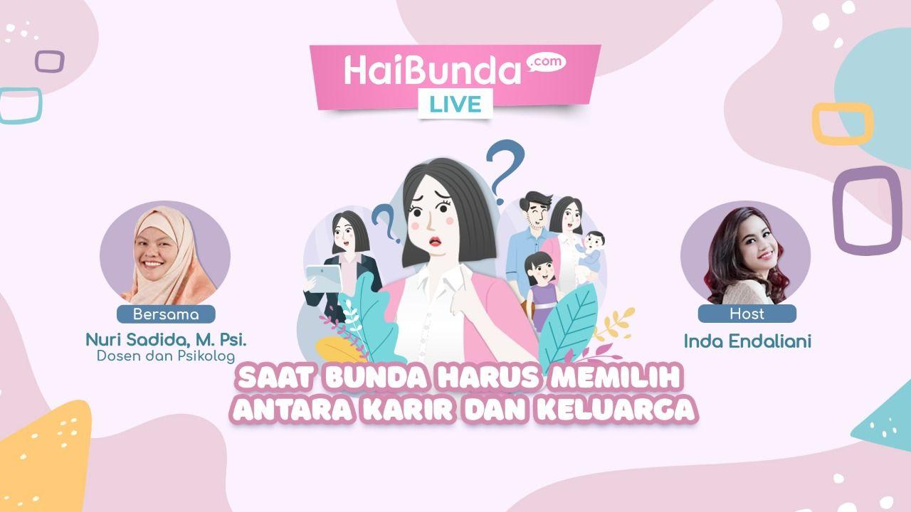Banner HaiBunda Live