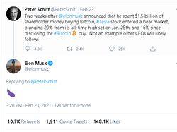 Elon Musk Balas Tweet Pakai Emoji Terong, Apa Maksudnya Nih?