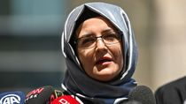 Tunangan Tuntut Hukuman untuk MBS Atas Pembunuhan Khashoggi
