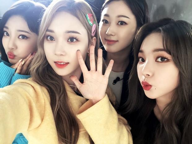 Girlgroup Aespa telah mengumumkan nama fandom miliknya