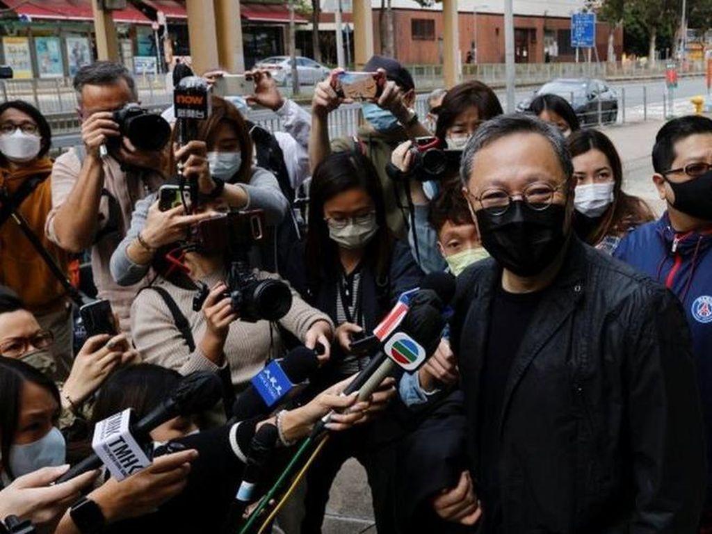Hong Kong Jerat 47 Aktivis dengan Pasal Subversi