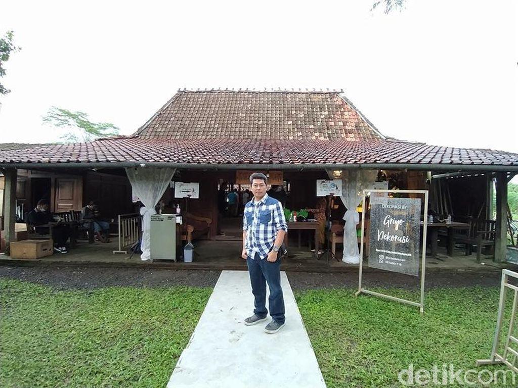 Menikmati Asrinya Suasana Pedesaan di Joglo Bu Condro Borobudur