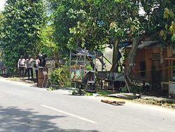 Polisi Temukan Serpihan-Benda Logam di TKP Ledakan di Banda Aceh