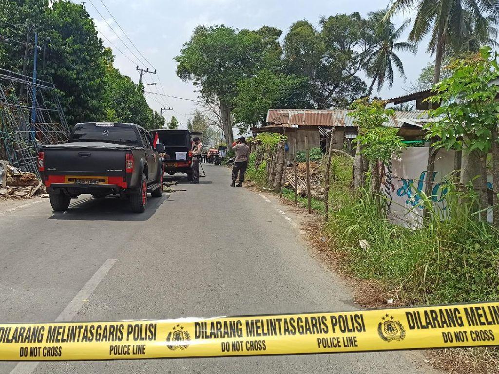 Polisi Periksa 4 Saksi Terkait Ledakan di Banda Aceh