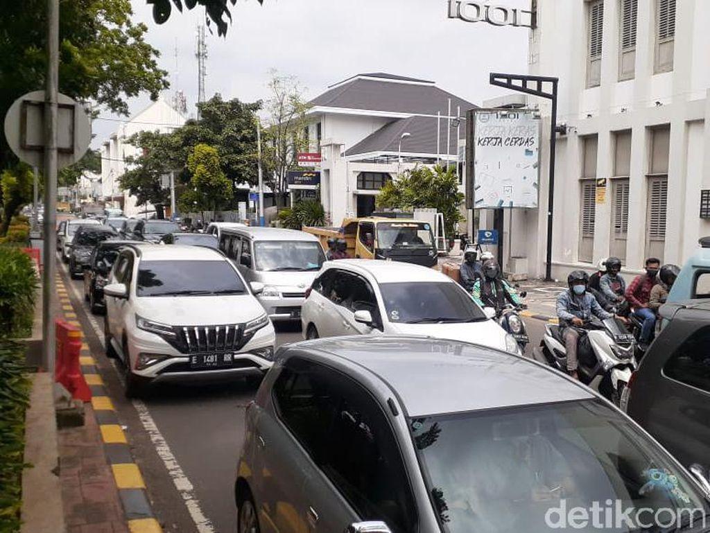 LEZ Kota Tua Akan Jadi Kawasan Khusus Pedestrian Pada Juni Nanti