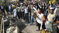 Indonesia Serukan Aparat Myanmar Tak Pakai Kekerasan Hadapi Pendemo