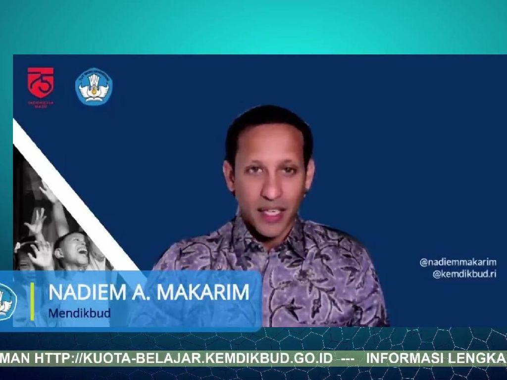 Nadiem Makarim Targetkan 75 Ribu Guru Melek Teknologi Melalui PembaTIK