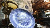 Foto: Pasar Antik Cikapundung yang Pantang Menyerah Meski Pandemi