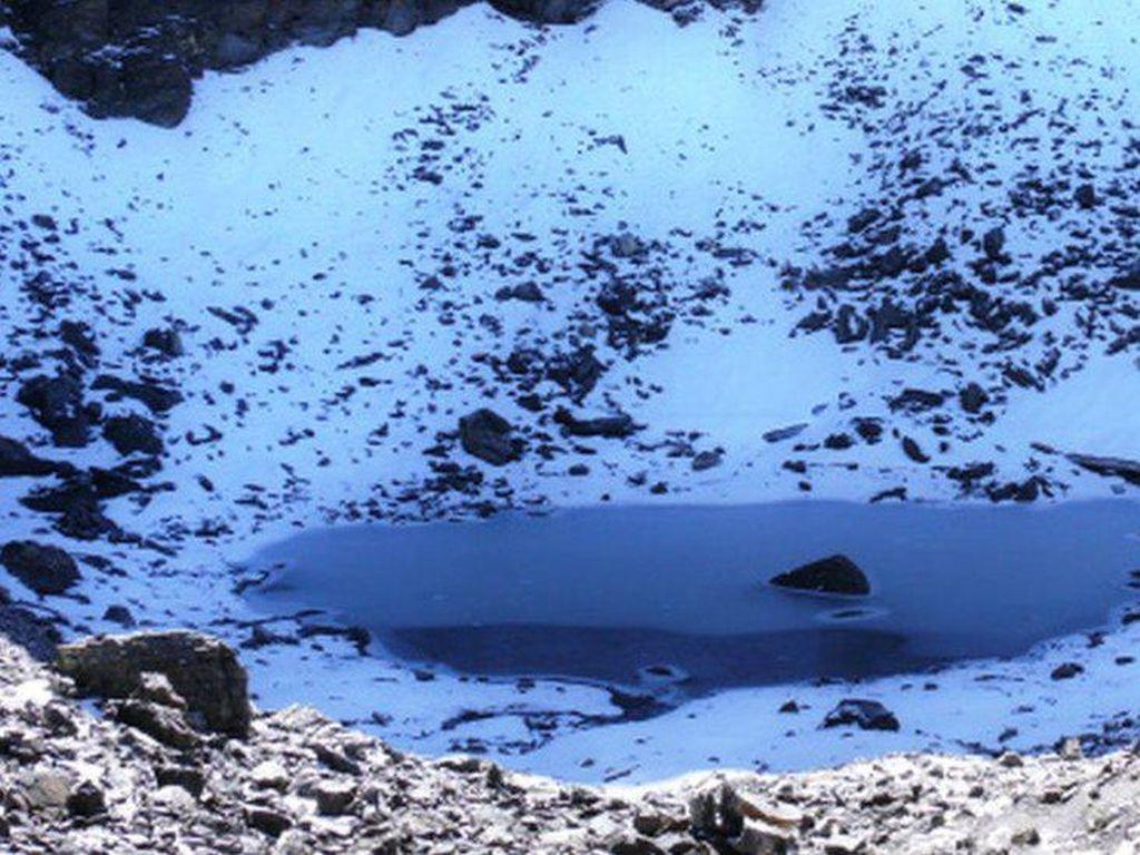 Misteri Danau Tengkorak di India yang Dipenuhi Ratusan Mayat