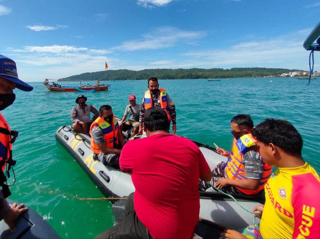 Seorang Nelayan Hilang di Pantai Timur Pangandaran