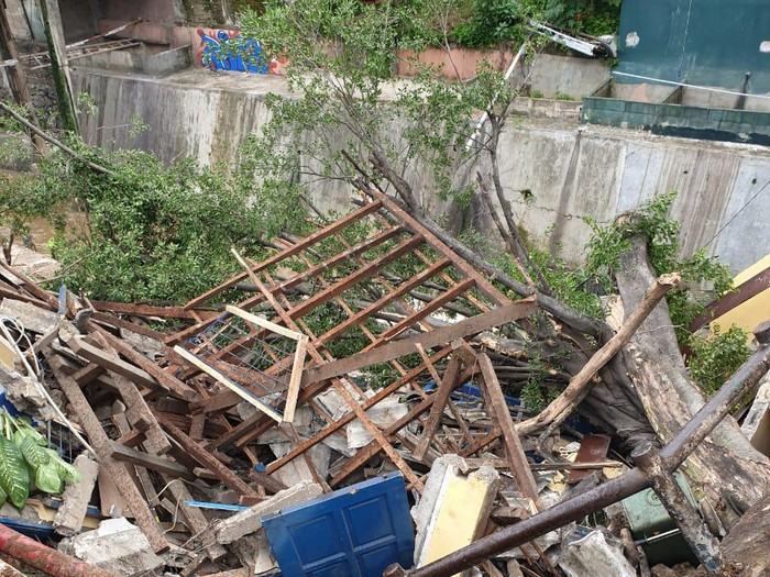 Foto dikirimkan oleh Kasat Lantas Polres Metro Depok, Kompol Indra Waspada