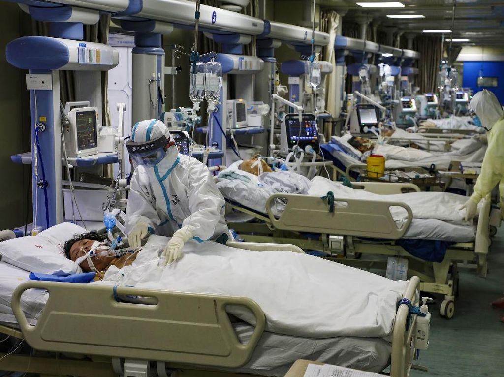 Kematian Meningkat, Pemerintah Klaim Corona di Indonesia Masih Terkendali