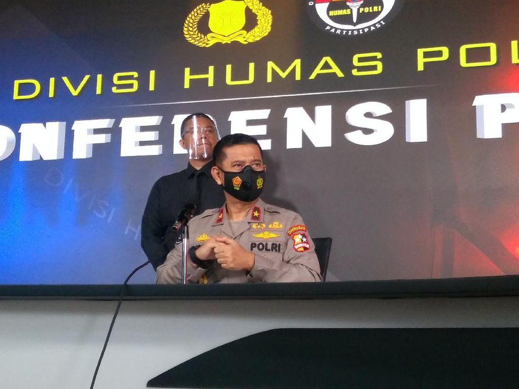 Polri: 12 Teroris di Jatim Sumbangkan 5% Gaji ke Jamaah Islamiyah