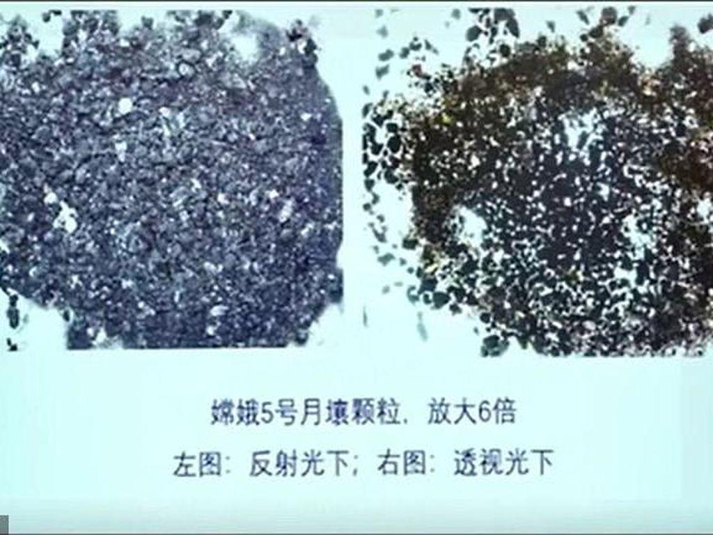 China Bentuk Komite Khusus Teliti Sampel Bulan