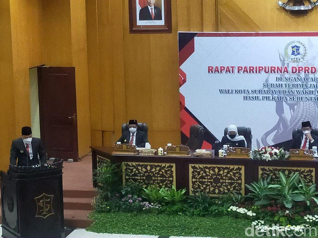 Ini 10 Prioritas Kebijakan Wali Kota Surabaya Eri Cahyadi