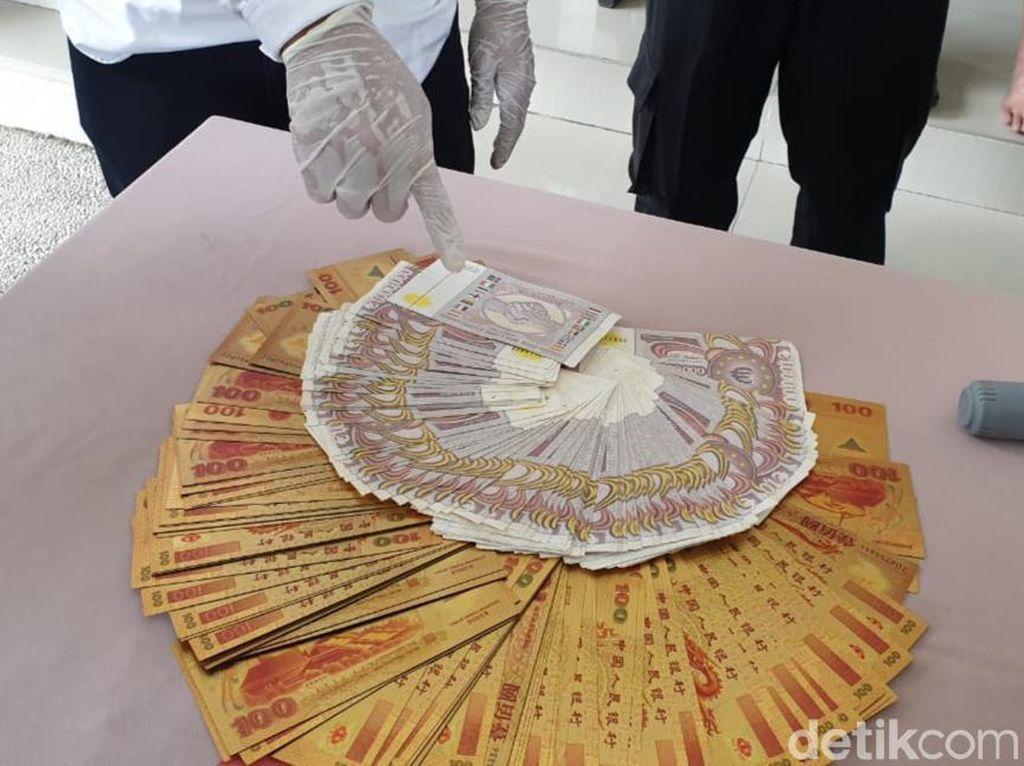 Polisi Konsultasi ke BI Jember Soal Uang Asing Palsu Rp 1,7 T, Apa Hasilnya?