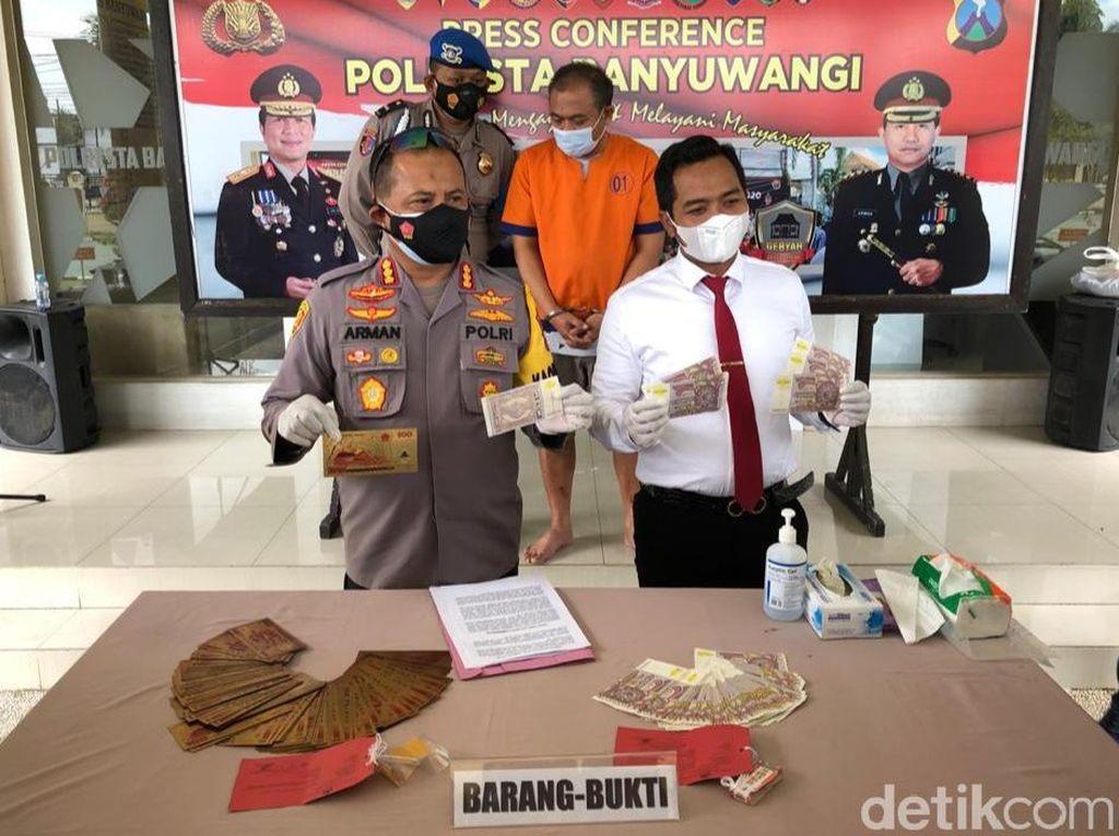 Polisi Kembali Amankan Uang Asing Palsu Rp 1,7 T, Total yang Disita Rp 4,5 T