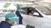Indonesia Jadi Negara Pertama di Asia Tenggara yang Terapkan Vaksin Drive-Thru
