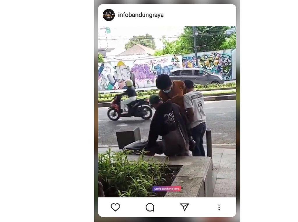 Video Pencopet Viral di Medis Sosial, Ini Kata Pemkot Bandung