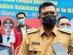Masih Pandemi, Bobby Nasution Pastikan Ramadhan Fair 2021 Ditiadakan