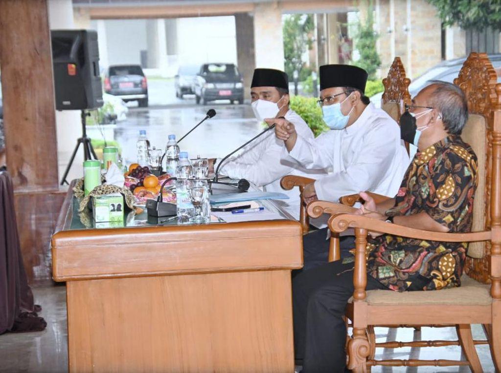 Ini Target Gus Ipul dan Wakilnya Kembali Raih WTP untuk Kota Pasuruan